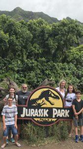 jerassic park tour