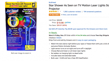 Top rated Laser Lights Star Projector